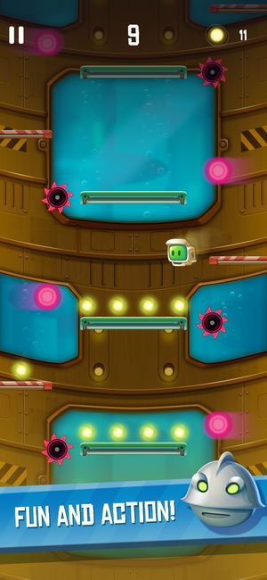 Bouncy Tins手机游戏安卓版图2: