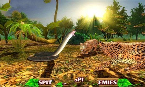 愤怒的蛇模拟器安卓官方版游戏下载图3: