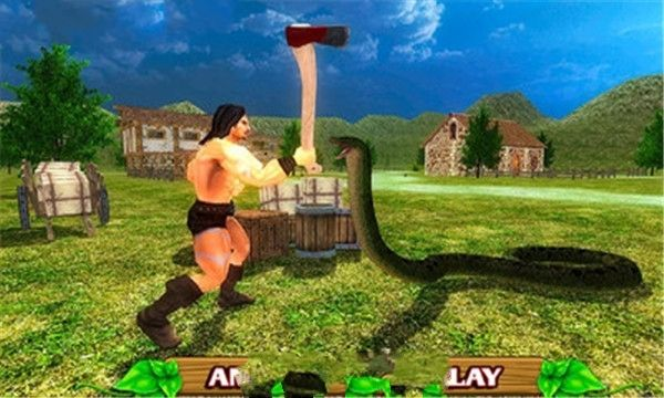 愤怒的蛇模拟器安卓官方版游戏下载图2: