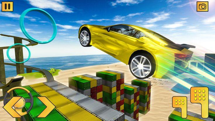 不可能的天空汽车驾驶模拟器图3