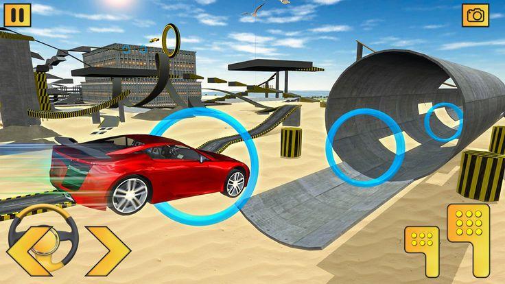 不可能的天空汽车驾驶模拟器图1