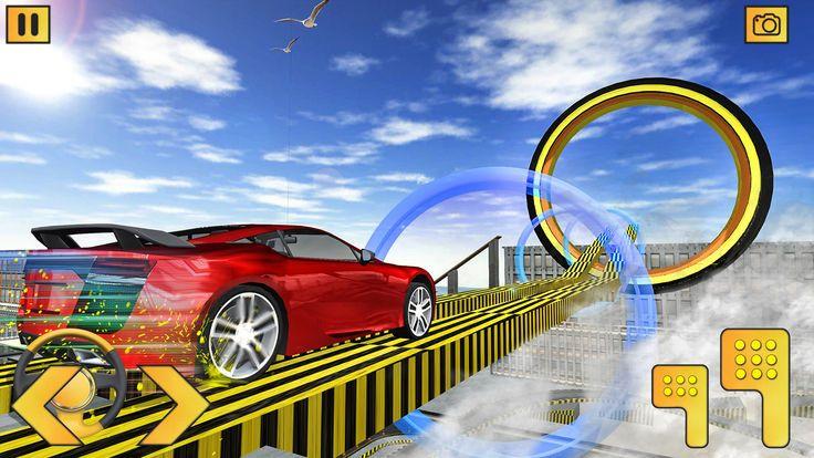 不可能的天空汽车驾驶模拟器图4