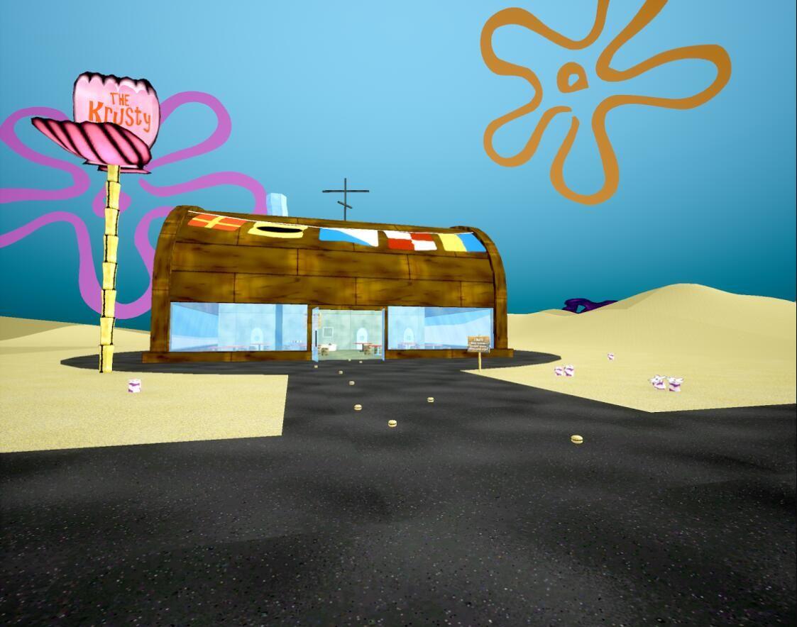 海绵宝宝深海冒险安卓版手机游戏最新版图片3