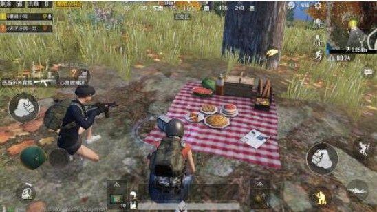 刺激战场聚餐的地方在哪里?聚餐地点位置分享图片1