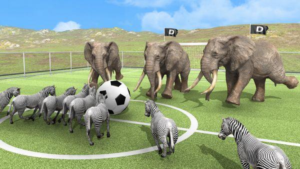 动物战争模拟器3无限钻石中文修改版图片3