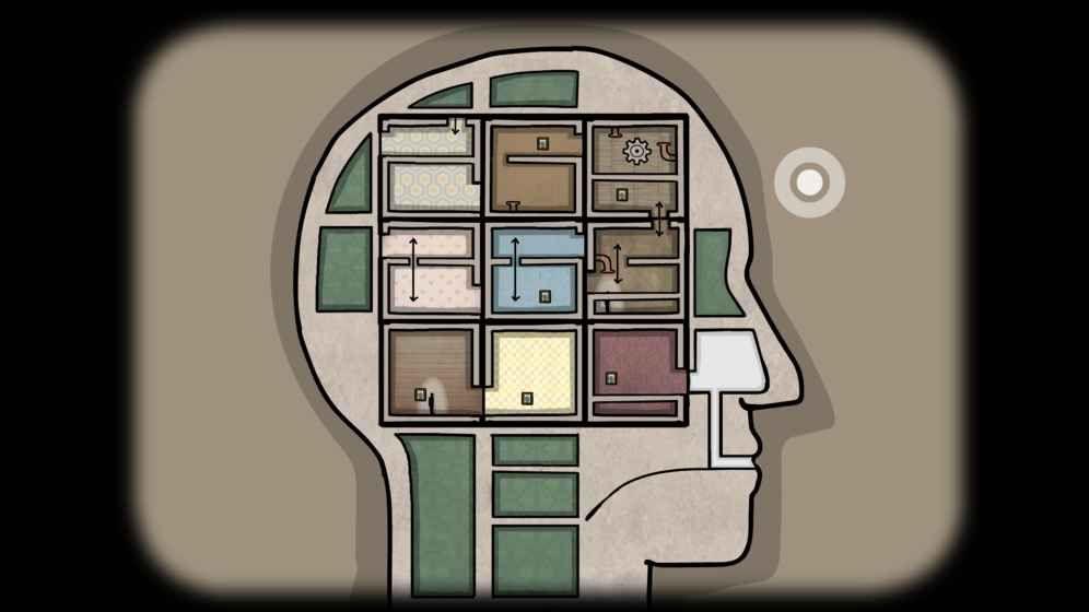 方块逃脱悖论全攻略中文版图1