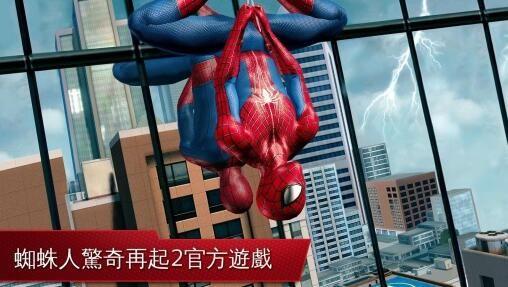 蜘蛛英雄远征免费图1