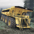 Mega货物卡车模拟器游戏