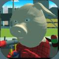 Spider Pig Rampage游戏