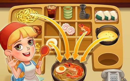 拉面大厨游戏评测:美食声效拯救食欲不振[多图]