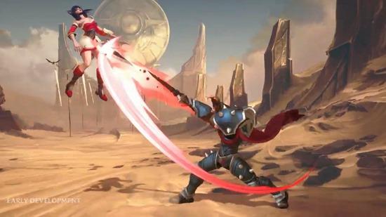 盘点《英雄联盟》十周年公布的那些新游戏图片16