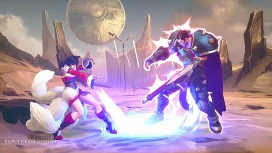 盘点《英雄联盟》十周年公布的那些新游戏图片15
