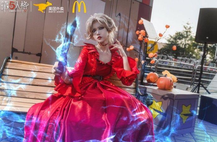 《第五人格》X麦当劳X美团外卖!万圣节庄园庆典完美落幕[视频][多图]图片7