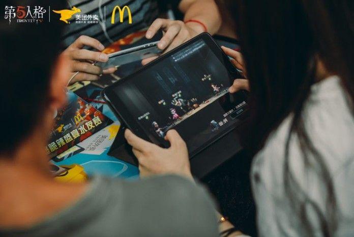 《第五人格》X麦当劳X美团外卖!万圣节庄园庆典完美落幕[视频][多图]图片4