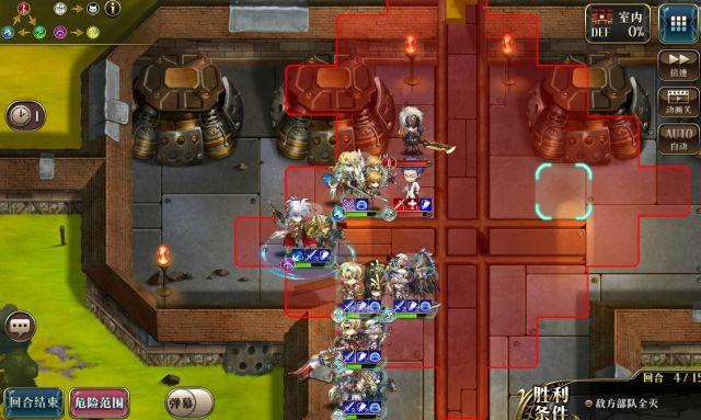 梦幻模拟战黑与白怎么过 60挑战本黑与白攻略[视频][多图]图片2