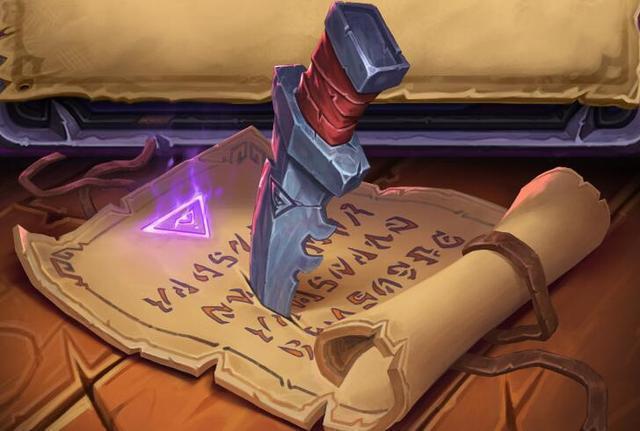 炉石传说新版本《暗影崛起》发布,术士新橙卡拉法姆在线挖宝[多图]图片2