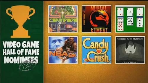 最新世界电子游戏名人堂候选名单出炉,你觉得还漏了哪款?图片15