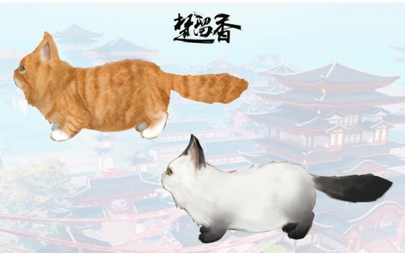 萌宠陪伴闹江湖楚留香宠物系统大爆料图片1