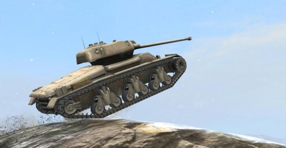 《坦克世界闪击战》哨兵活动进行中赢取6级限定战车[视频][多图]图片3