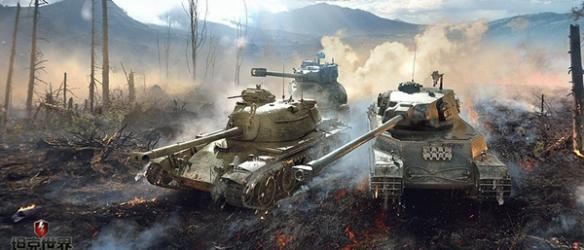 《坦克世界闪击战》哨兵活动进行中赢取6级限定战车[视频][多图]图片1