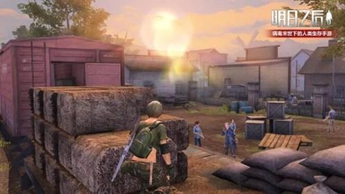 明日之后5月10日体验服更新 西部小镇即将上线[多图]图片3