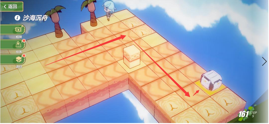 崩坏3金字塔底层的密室在哪里?金字塔密室开启方法[视频][多图]图片18
