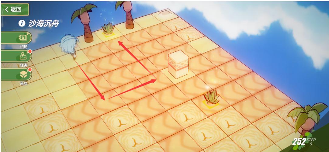 崩坏3金字塔底层的密室在哪里?金字塔密室开启方法[视频][多图]图片23