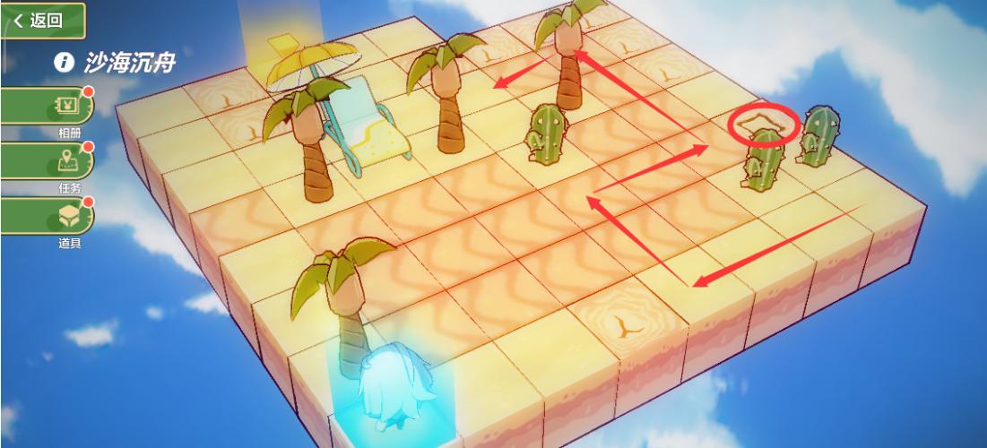 崩坏3金字塔底层的密室在哪里?金字塔密室开启方法[视频][多图]图片29