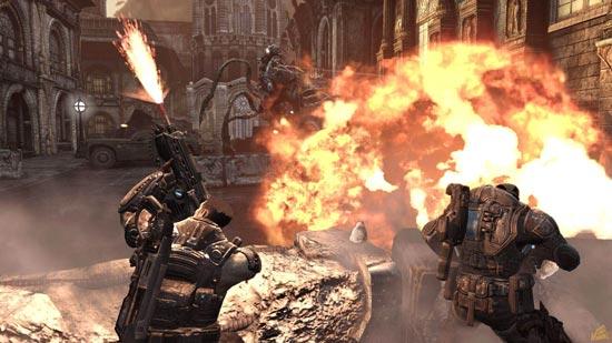 战争机器Q版移植《战争机器POP!》手游8月22日发布!图片4