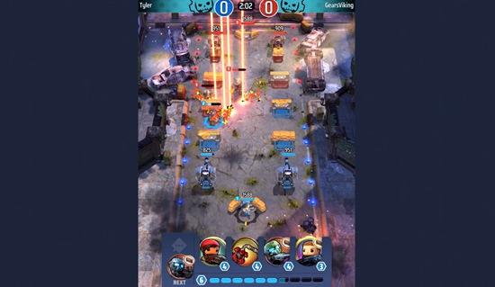 战争机器Q版移植《战争机器POP!》手游8月22日发布!图片14