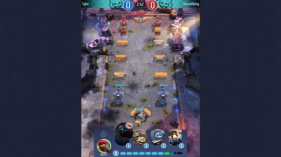 战争机器Q版移植《战争机器POP!》手游8月22日发布!图片15