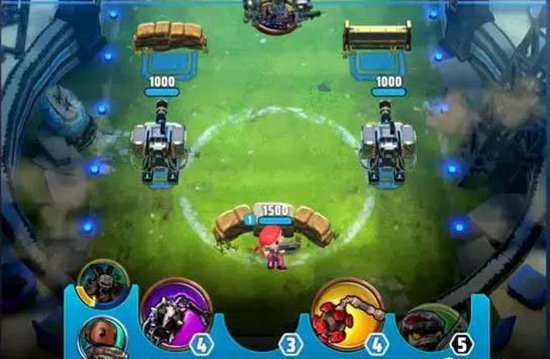 战争机器Q版移植《战争机器POP!》手游8月22日发布!图片16