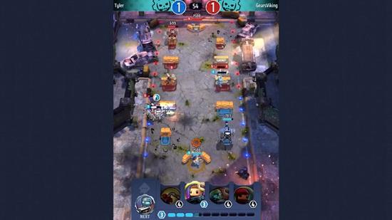 战争机器Q版移植《战争机器POP!》手游8月22日发布!图片17