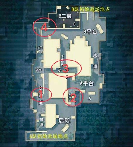 和平精英遗迹团队竞技攻略大全:遗迹地图卡点以及枪械搭配[视频][多图]图片6