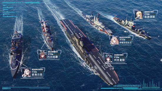 《海岸线:战舰养成计划》iOS版9.17公测 安卓随后[视频][多图]图片8