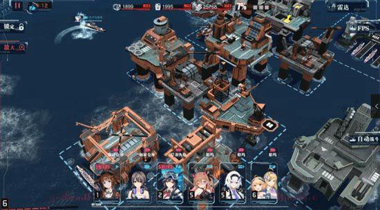 《海岸线:战舰养成计划》iOS版9.17公测 安卓随后[视频][多图]图片13