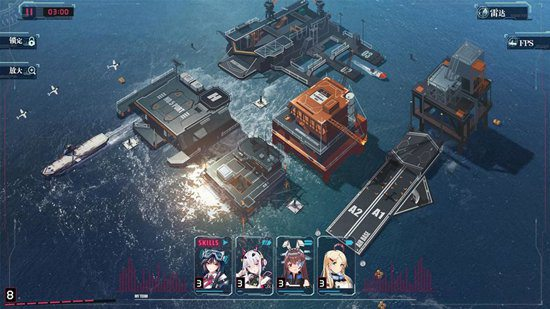 《海岸线:战舰养成计划》iOS版9.17公测 安卓随后[视频][多图]图片14