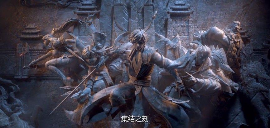 王者荣耀2.0最新CG上线 揭晓英雄主线剧情[视频][多图]图片4