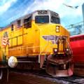 模拟火车和谐号手机版中国线