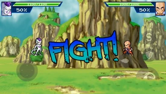 龙珠z战斗1.3无限金币变身中文修改版图片2