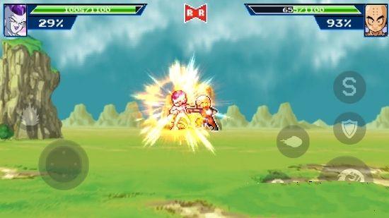 龙珠z战斗1.3无限金币变身中文修改版图片3