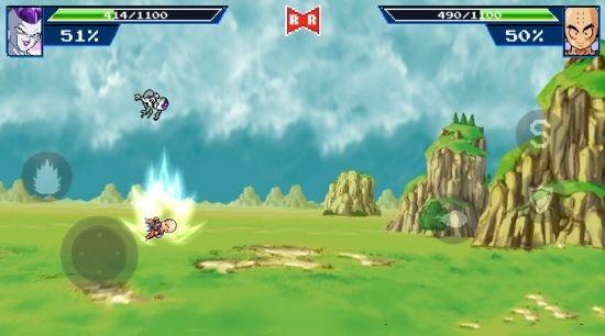 龙珠z战斗1.3无限金币变身中文修改版图片4
