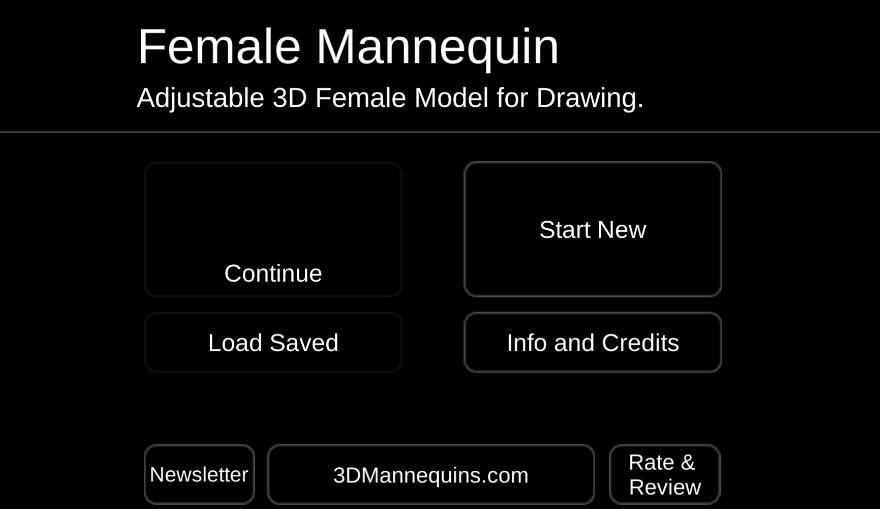 Female Mannequin游戏安卓中文版图片1