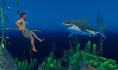 木筏漂流记2手机游戏最新正版下载图片1