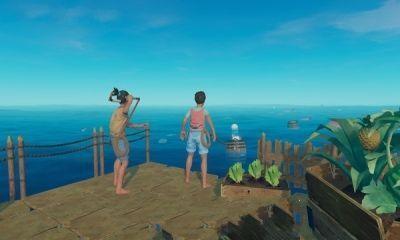 木筏漂流记2手机游戏最新正版下载图片3
