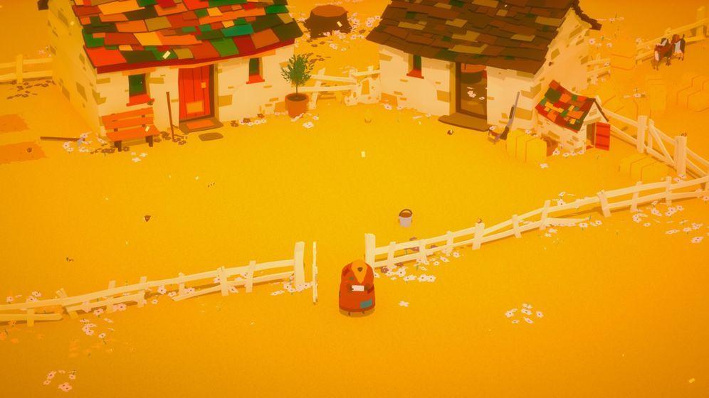 寂静的风中文游戏安卓手机版图片4