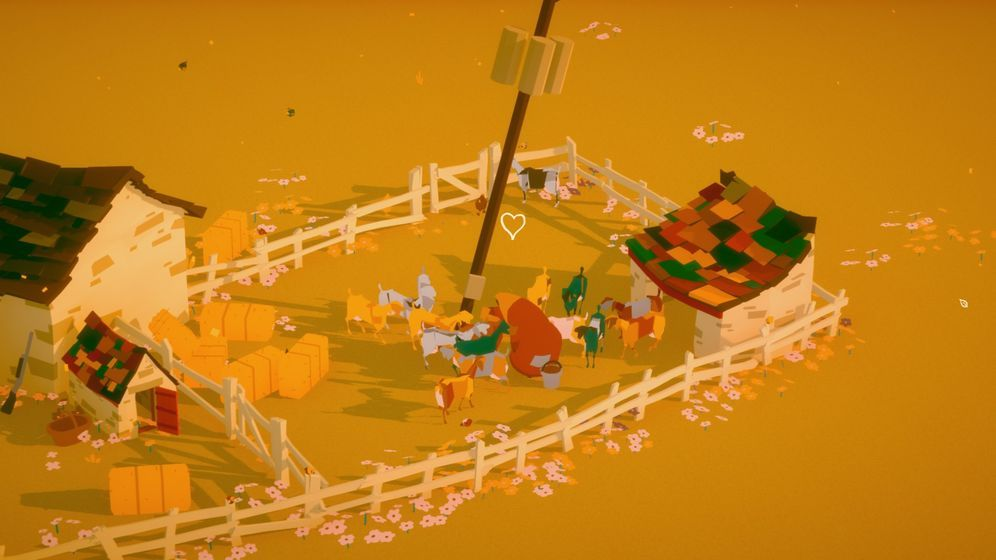 寂静的风中文游戏安卓手机版图片2