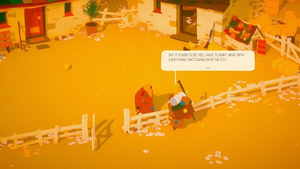 寂静的风中文游戏安卓手机版图片3