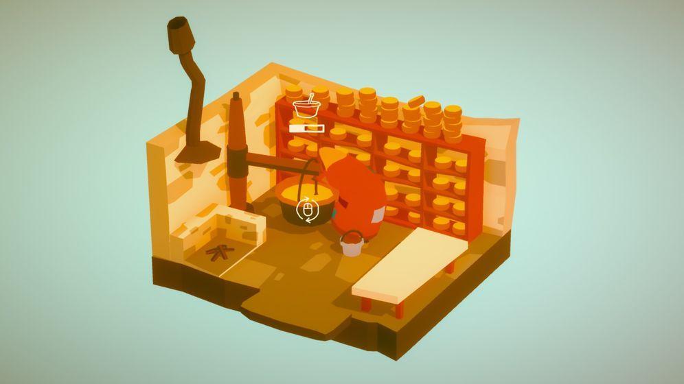 寂静的风中文游戏安卓手机版图片5