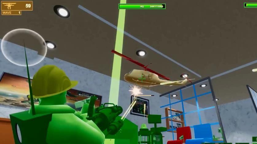 鲤鱼ace玩具士兵模拟器游戏官方版下载图片1